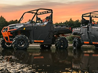 Polaris off-road vehicle